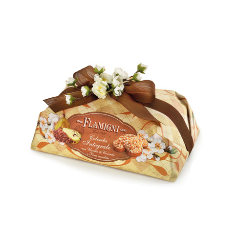 THE WHOLEMEAL COLOMBA
