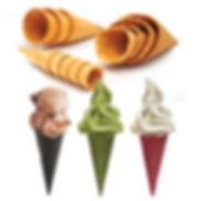 Waffle & Wafer Cones