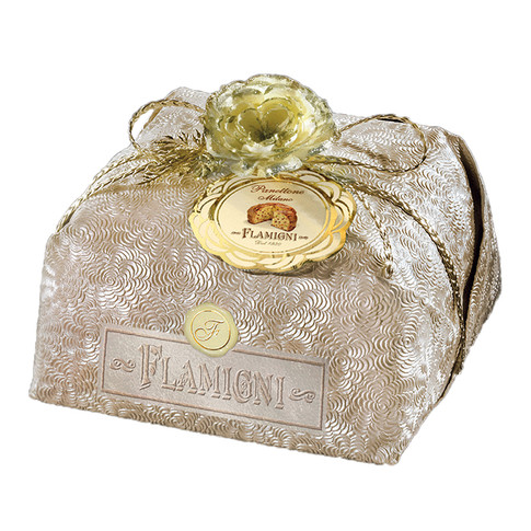 Low Milano Panettone in gift bag 1kg
