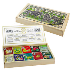 ELEPHANT COLLECTION - 100 ASSORTED FLAVOURS TEA