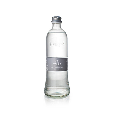 SPARKLING MINERAL WATER - GLASS BOTTLE - 330ml