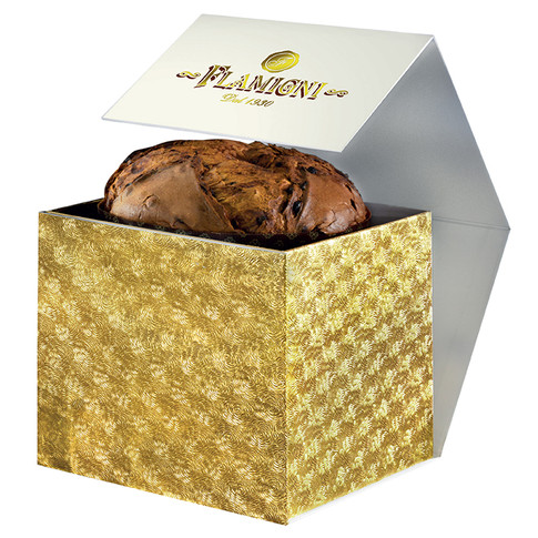 Tall Milano Panettone - The new magnum panettone 5kg