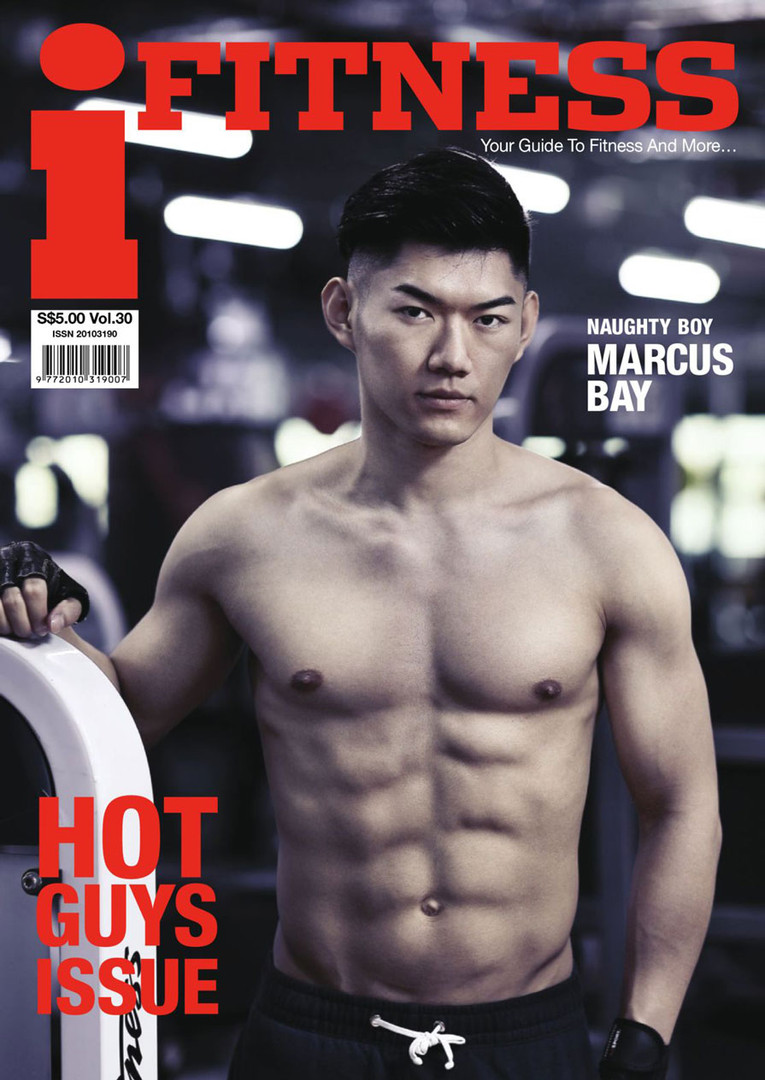 iFitness Issue 30 Cover
