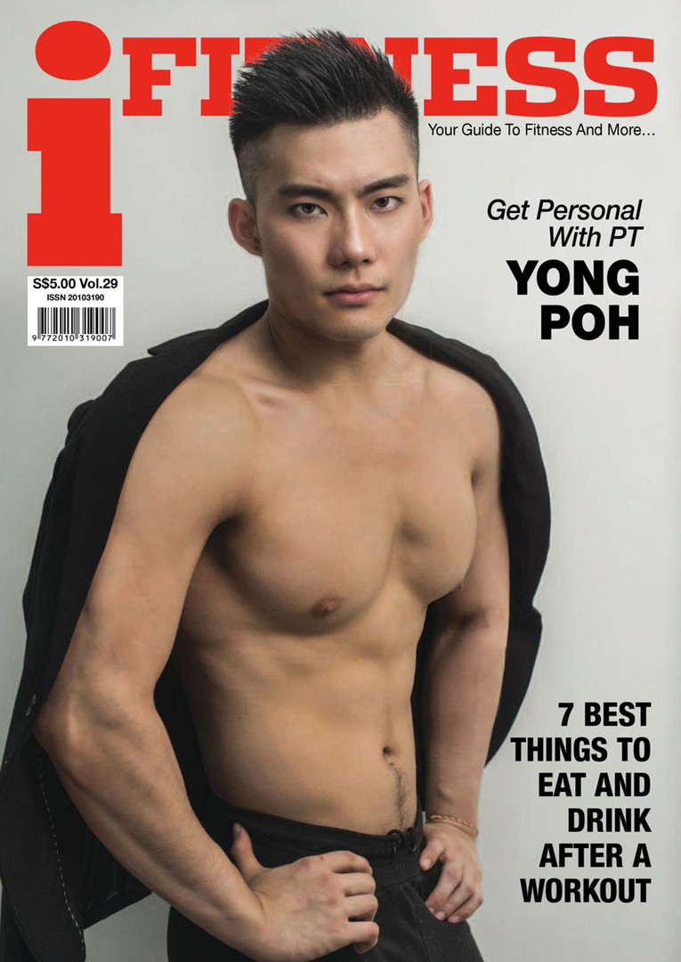 iFitness Issue 29 First Cover