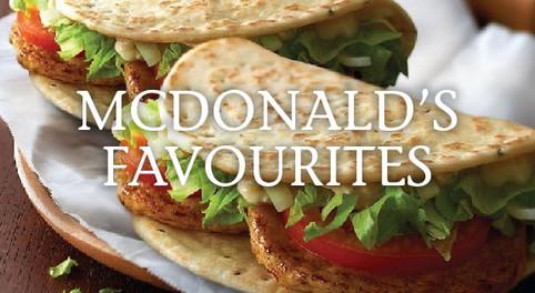 McDonald's Favourites