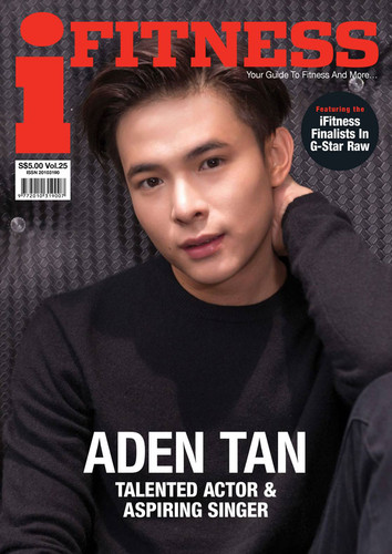 iFitness Issue 25 Second Cover
