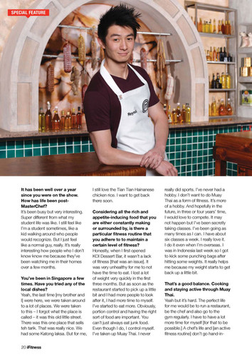 iFitness Issue 25 Page 3