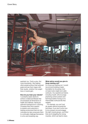 iFitness Issue 29 Page 3