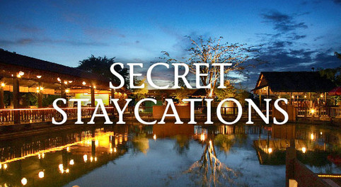 Secret Staycations