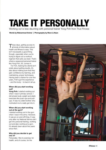 iFitness Issue 29 Page 2