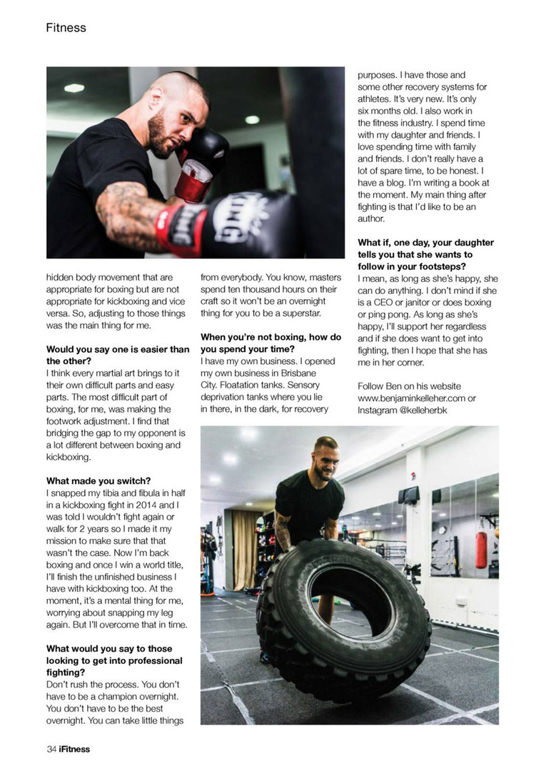 iFitness Issue 26 Page 3
