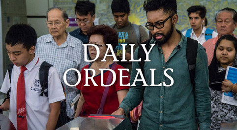 Daily Ordeals