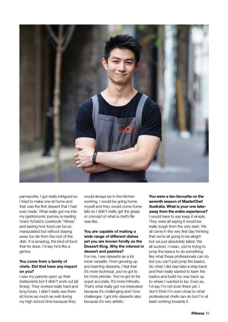 iFitness Issue 25 Page 2