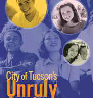 In Tucson, Arizona, noisy parties bring £380 fines and 'red tags'