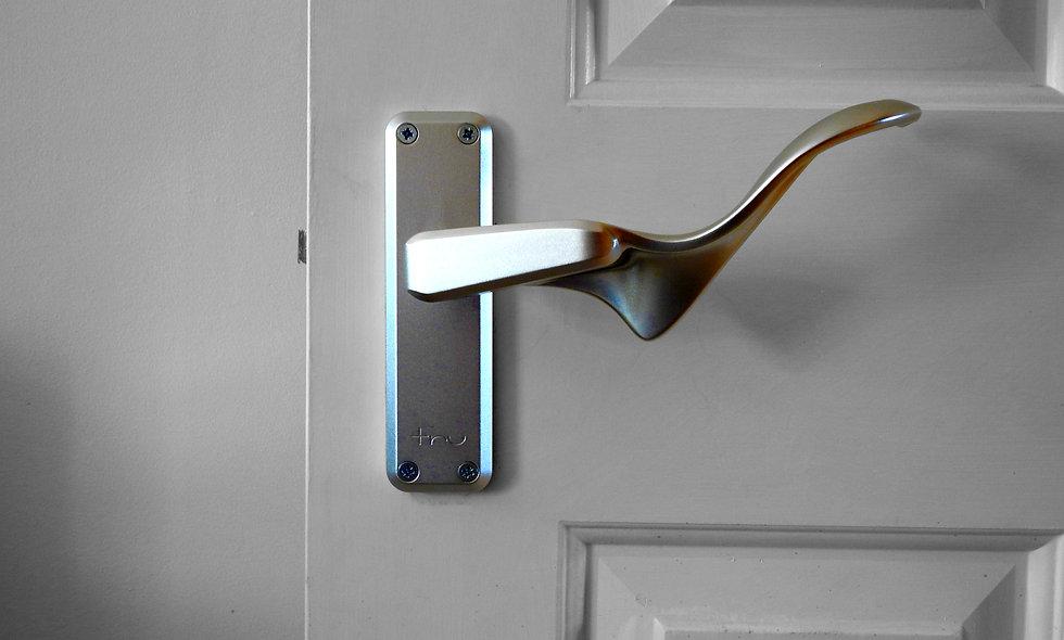 Unity door handle set