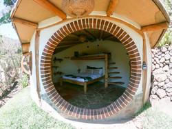 Awaken Your Creative Spirit Retreat - HOBBIT HOUSE Doorway