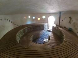 Awaken Your Creative Spirit Retreat - Sauna (inside)