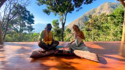 Awaken Your Creative Spirit Retreat - Facilitators VJ Bala & Stephanie Kittell