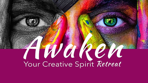 AWAKEN YOUR CREATIVE SPIRIT_TITLE & BKGN