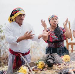 Awaken Your Creative Spirit Retreat - Mayan Fire Ceremony with Izabel & Izaias