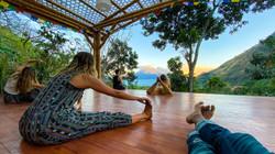 Awaken Your Creative Spirit Retreat - Sunset & Stretches