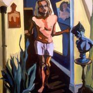 Jason in the Doorway