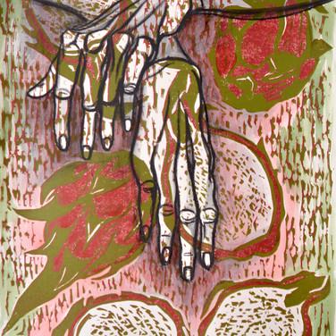 Dragonfruit Hands