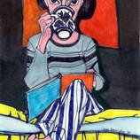 demovidova-self-portrait-drawing-with-cu