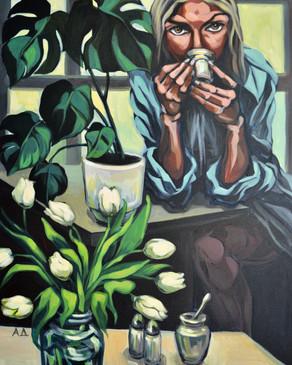 acrylic on canvas, 40x30