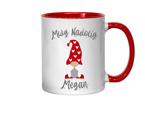 Mwgiau Nadolig/Christmas Mugs