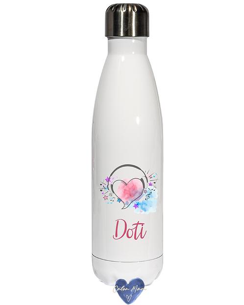 Botel Clustffonau water Bottle