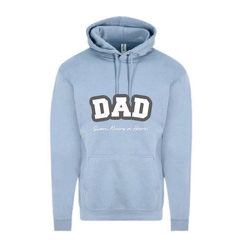 hwdi Dad swigen/Dad bubble hoody