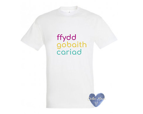 Top Ffydd,gobaith,cariad top