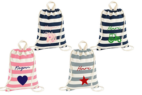 Bag streips plentyn / stripe child Bag