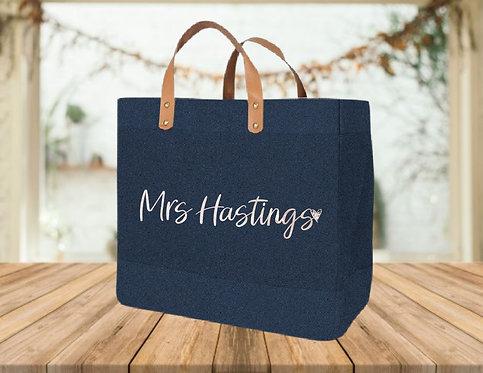 Bag Jiwt / Jute Bag