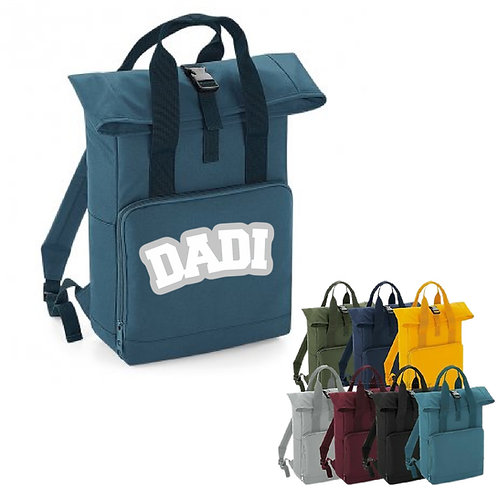 Bag cefn Dad/Dad Backpack