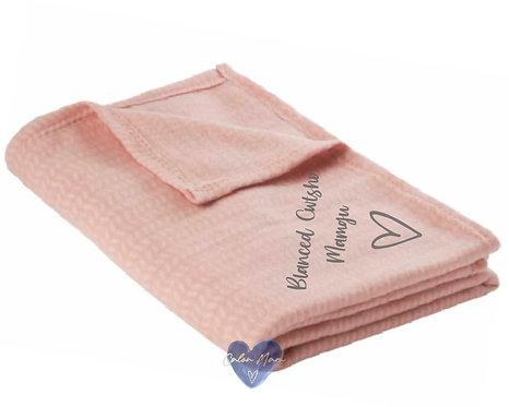 Blanced cwtsho/Cuddling Blanket