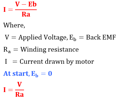 Induced EMF in Induction Motor