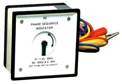 Phase Sequence Indicator – Working and Importance