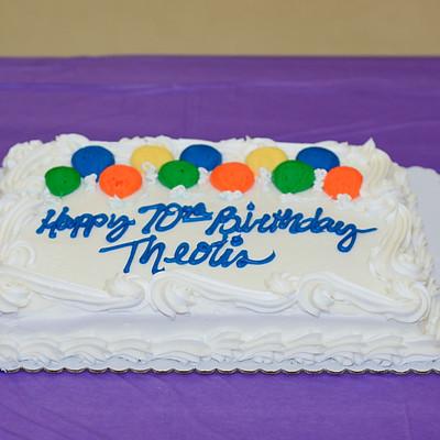 THEOTIS'S BIRTHDAY