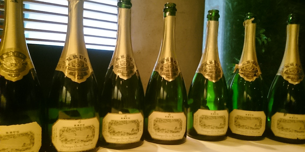 CMB / Champagne Monday Bouteille