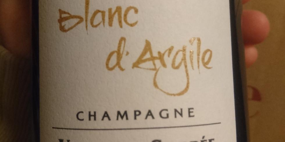 Champagne Lunch mit Champgne Vouette & Sorbée