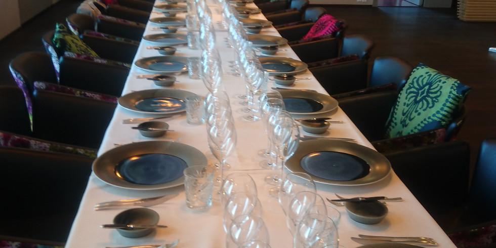 Champagne Magnum Lunch at Ecco, Atlantis by Giardino 2 Star Michelin