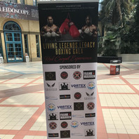 Sponsors of the Boxing Gala