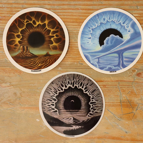 'Skyris' Sticker Pack