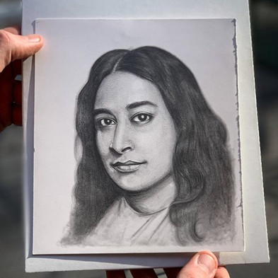 Portrait of a Yogi