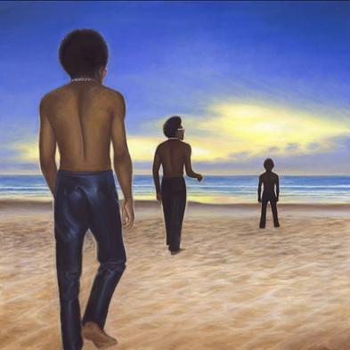Oceanside Album Art Commission