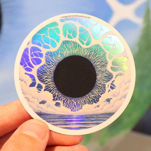 'Skyris' Sticker (Holographic)