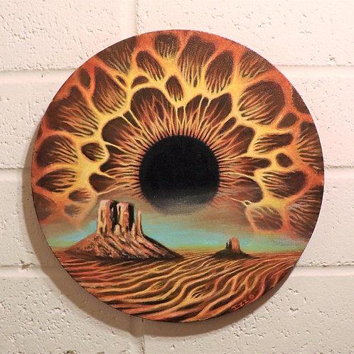 'Desert Skyris' Original Painting