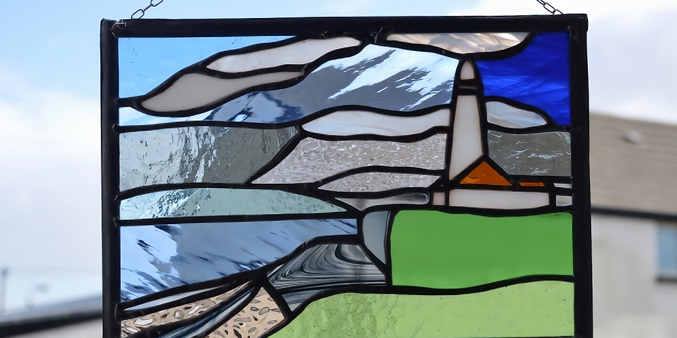 Leaded Stained Glass Foundation Course. (Initially 4 Sessions) (1)